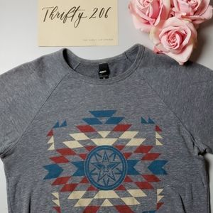 [Obey] Aztec Sweatshirt
